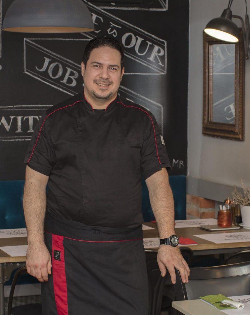 Chef Restorana Bulldog_ Bruno Cezar Larzunda Vagner